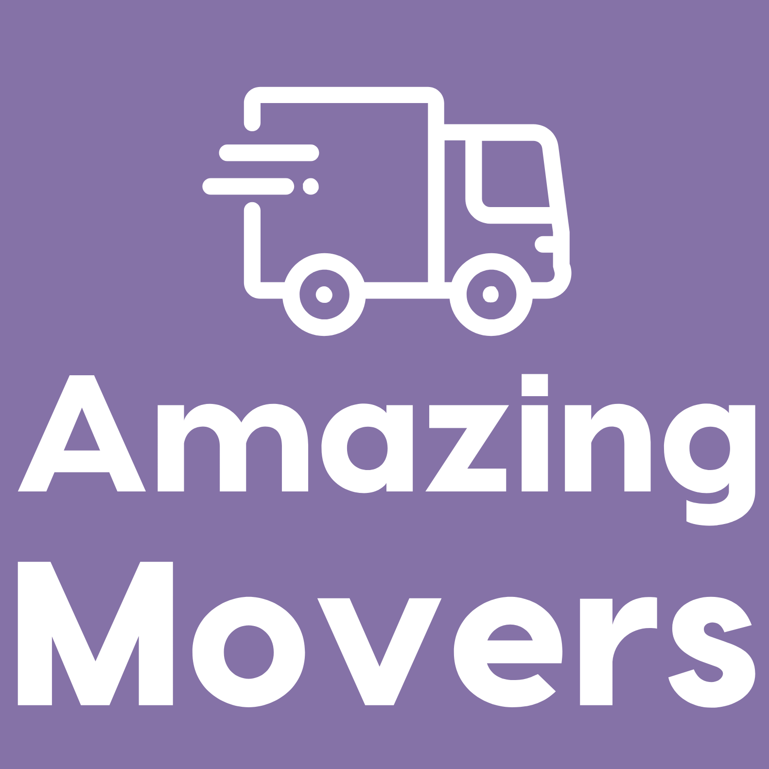 Amazing Movers Logo